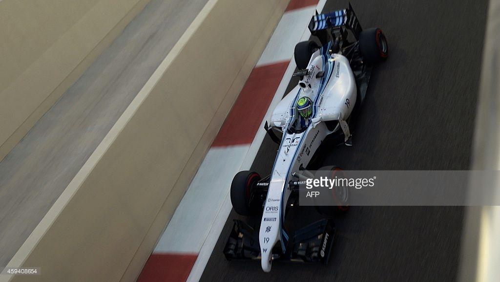 Bazılarının yasakları daha katıdır. Abu Dhabi'de kırmızı renksiz Williams bunu gösteriyor.