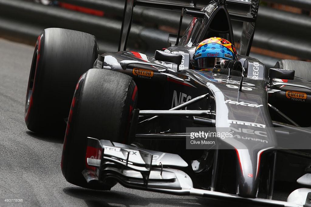 Dikkatli bakmak gerekir. Elimizdeki verilerde sayıldı mı hiç bilemeyiz ama Sauber'in sponsoru Jose Cuervo'dan rapor metninde bahsedilmemişti.