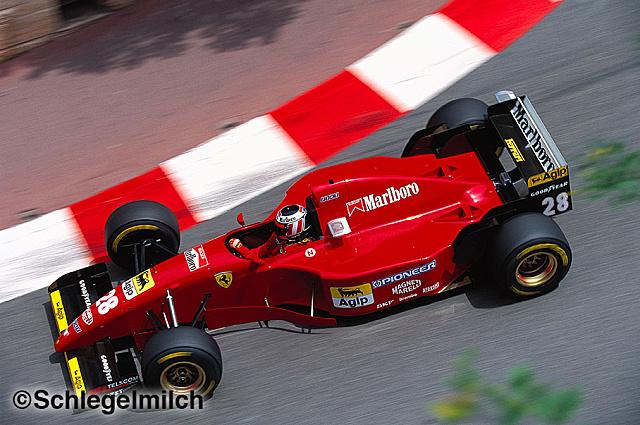 Aynı açıdan Marlboro'nun 2. sponsor olduğu takım Ferrari.