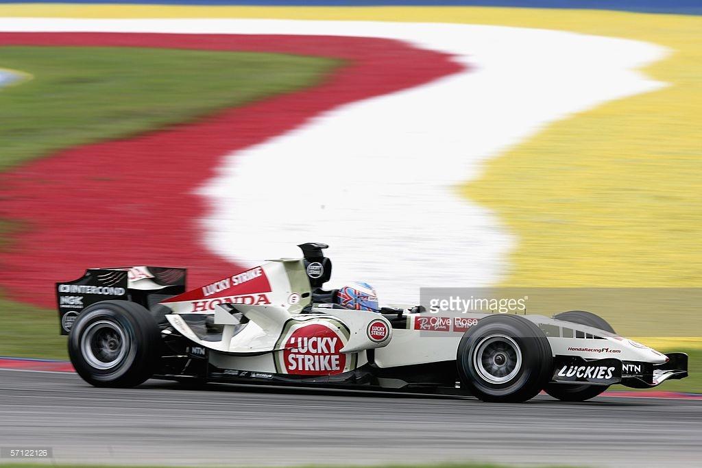 2006 yılı bir zamanlar British American Tobacco'nun sahip olduğu BAR Honda'nın da son yarışıydı.